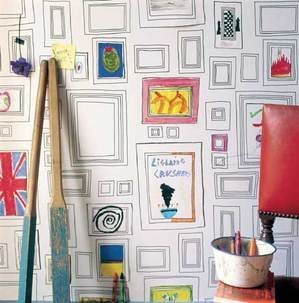 Papel tapiz para dibujar