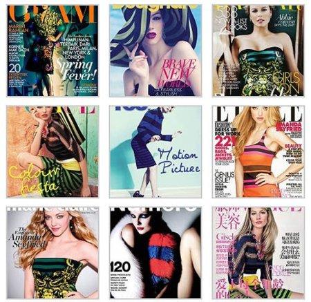 ¿Quién domina las portadas de las revistas esta primavera?
