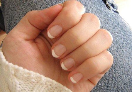 Las uñas en el embarazo