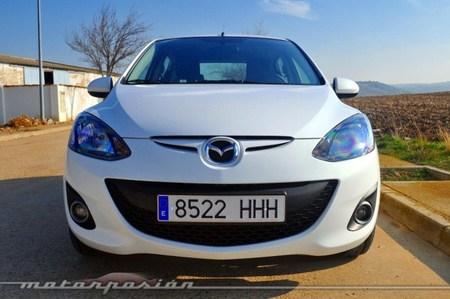 Mazda2 frontal