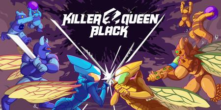 Killer Queen Black y su alocado multijugador saldrán por fin el mes que viene