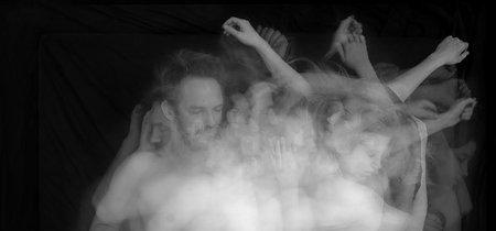"""'The Sleep of the Beloved', un curioso """"foto experimento"""" de Paul Maria Schneggenburger"""