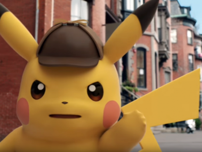 Legendary Pictures producirá una película de acción real basada en Detective Pikachu