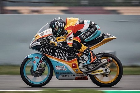 Gabriel Rodrigo Motogp Catalunya 2018