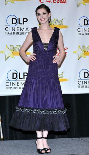 El look de la Semana 16/22 de marzo: Anne Hathaway