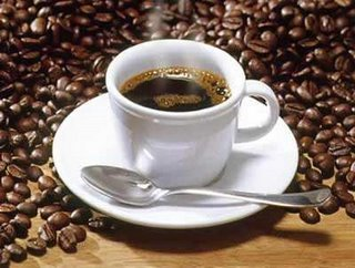 El café descafeinado y la huella que deja sobre la mesa