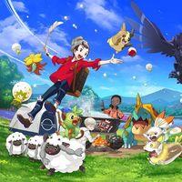 La  gandeza de Galar y su exótica belleza en 6 minutos de Pokémon Espada y Escudo (Actualizado)