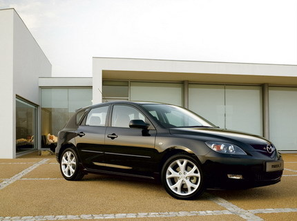 Mazda 3 edición limitada Xcite