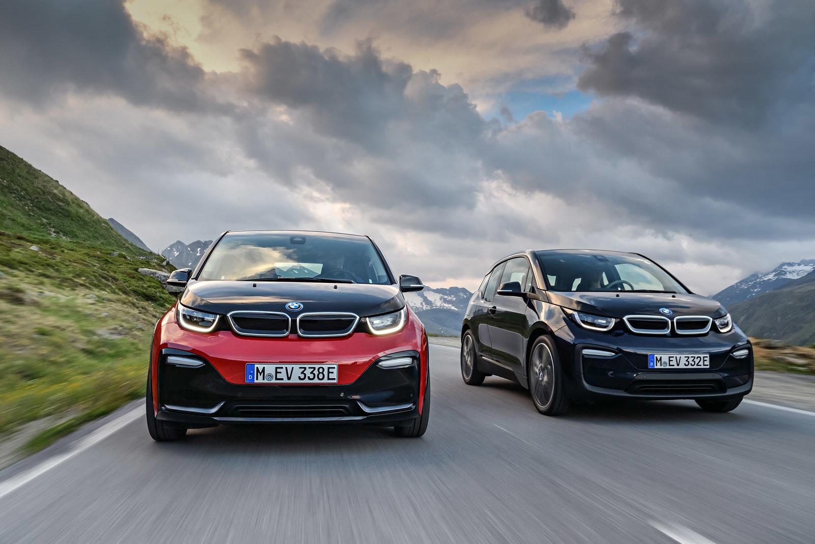 Foto de BMW i3 y i3s 2018 (118/139)