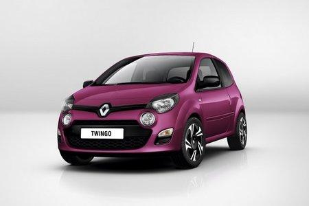 Así es el Renault Twingo 2012