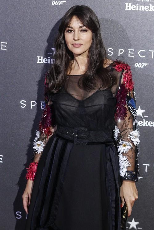 Lo mejor y peor del estreno de Spectre en Madrid con Monica Bellucci a la cabeza