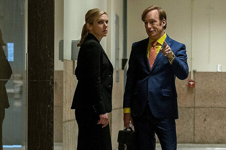 Better Call Saul Season 5 Episode 1 Jimmy Kim Hallway