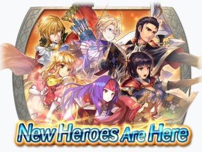 Fire Emblem Heroes añade seis héroes nuevos y más desafíos en su nueva actualización