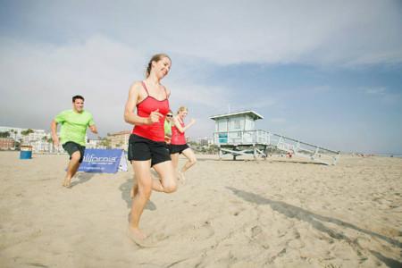 Pequeños consejos para mantener el tono muscular en vacaciones