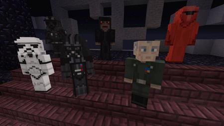 Minecraft Star Wars Pack (5)
