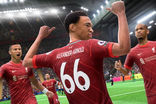 Estas son las polémicas diferencias entre las versiones de nueva generación de FIFA 22 y la de PC