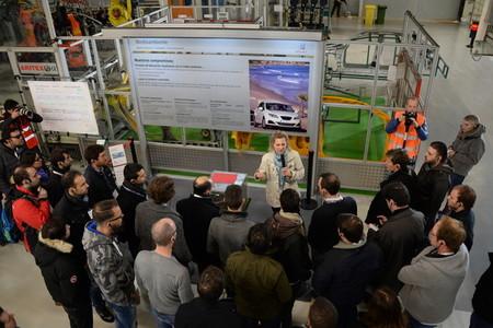 SEAT Martorell - visita a fábrica