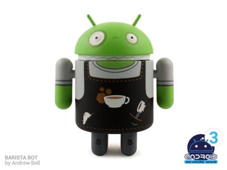 Las figuras de Android Series 03 estarán a la venta el 24 de Septiembre