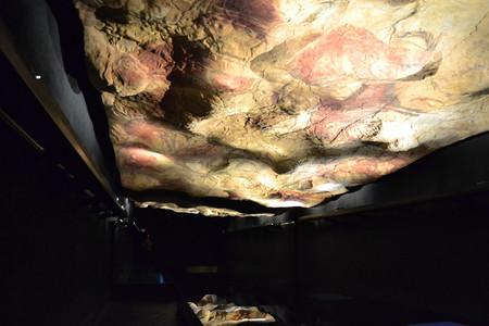 La réplica de la cueva de Altamira en el Museo Arqueológico Nacional de Madrid