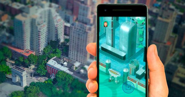 Google abre la API de Maps para los desarrolladores de juegos AR y el resultado es impresionante