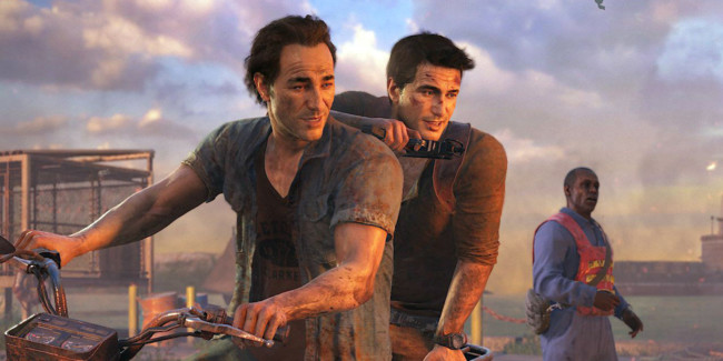 Uncharted 4 Brother Love