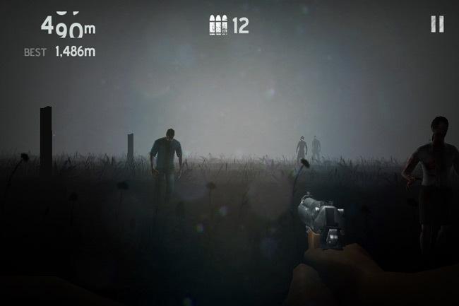 Los mejores juegos gratis para iOS - Endless Runners - into the dead
