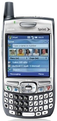 Palm Treo 700wx disponible en USA
