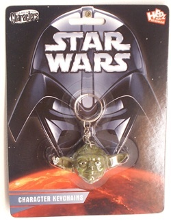 llavero star wars yoda
