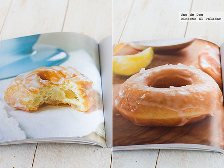 Doughnuts. El libro de recetas más deseable de Lara Ferroni