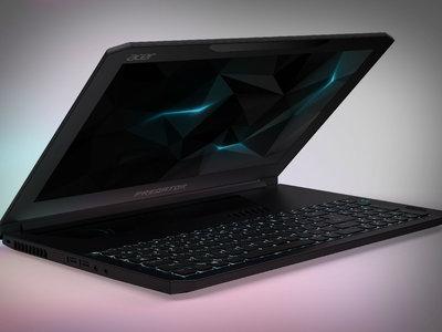 Acer Triton 700, ¿podrá la refrigeración AeroBlade 3D conseguir un portátil gaming fino y competitivo?