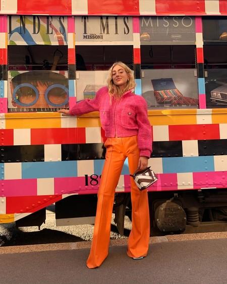 Street Style Naranja Aw 2019 03
