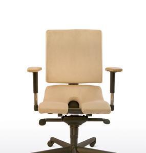 Consejos para colocar la silla de trabajo de forma correcta