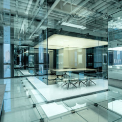 Foto 11 de 14 de la galería las-oficinas-de-cristal-de-soho en Trendencias Lifestyle