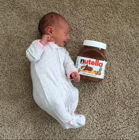 bebe-nutella