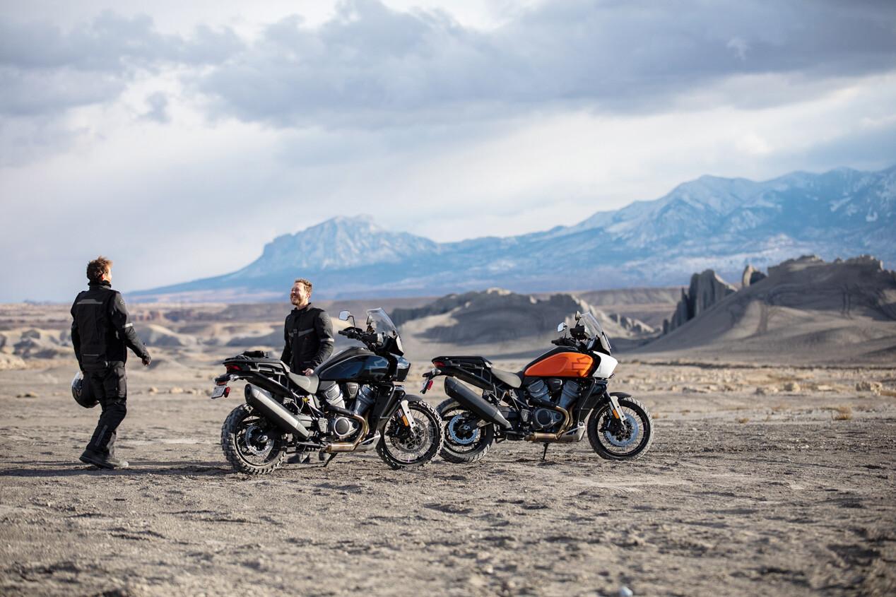 Foto de Harley-Davidson Pan America 1250 2021 (1/12)