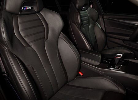 Bmw M5 Competition 2021 41