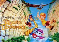 Disney: 'Los rescatadores en Cangurolandia', de Hendel Butoy y Mike Gabriel