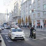 Madrid, en escenario 2: coches y motos sin pegatina medioambiental no podrán circular mañana por la M-30 o su interior