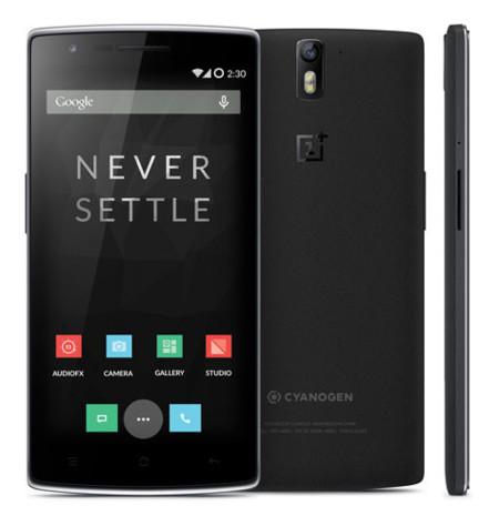 OnePlus One comparado con la actual gama alta de Android