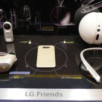 LG G5 Friends: esto es todo lo que puedes conectar al G5, modular o no