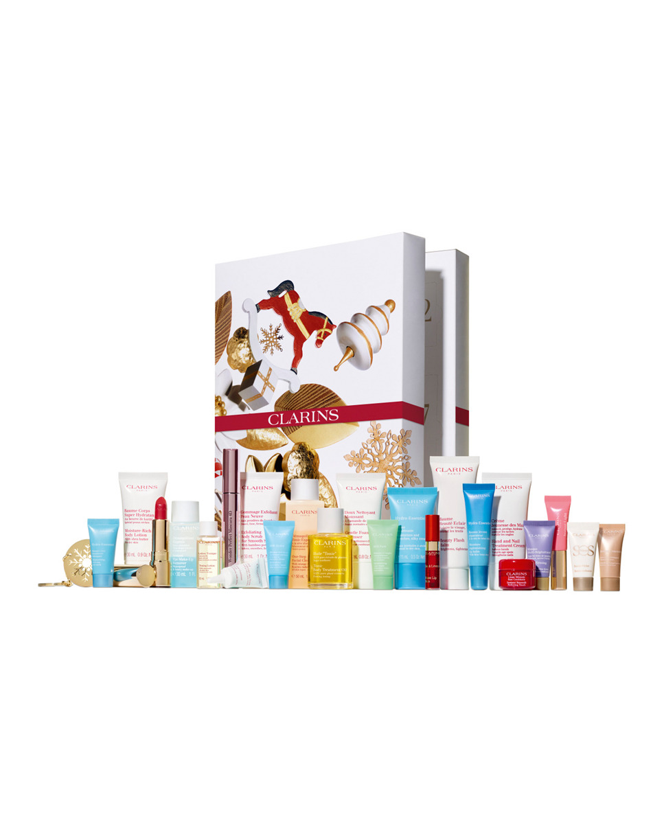 Calendario de Adviento Clarins