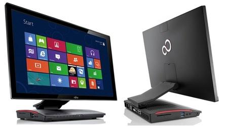 Los nuevos equipos todo en uno de Fujitsu para aprovechar Windows 8 en la empresa
