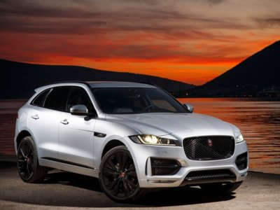 Jaguar F-Pace, así luce el nuevo SUV premium de la marca inglesa