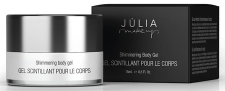 Júlia nos presenta Gel Scintillant pour Le Corps, para que brillemos estas Navidades