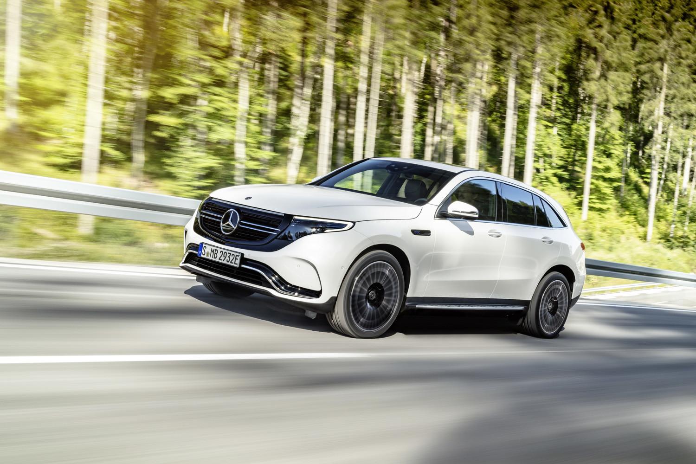 Foto de Mercedes-Benz EQC 2019 (21/74)