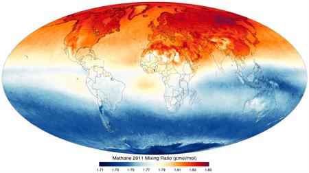 Airs Methane