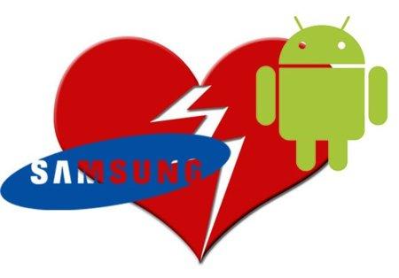 Samsung podría desarrollar su propia plataforma y abandonar Android