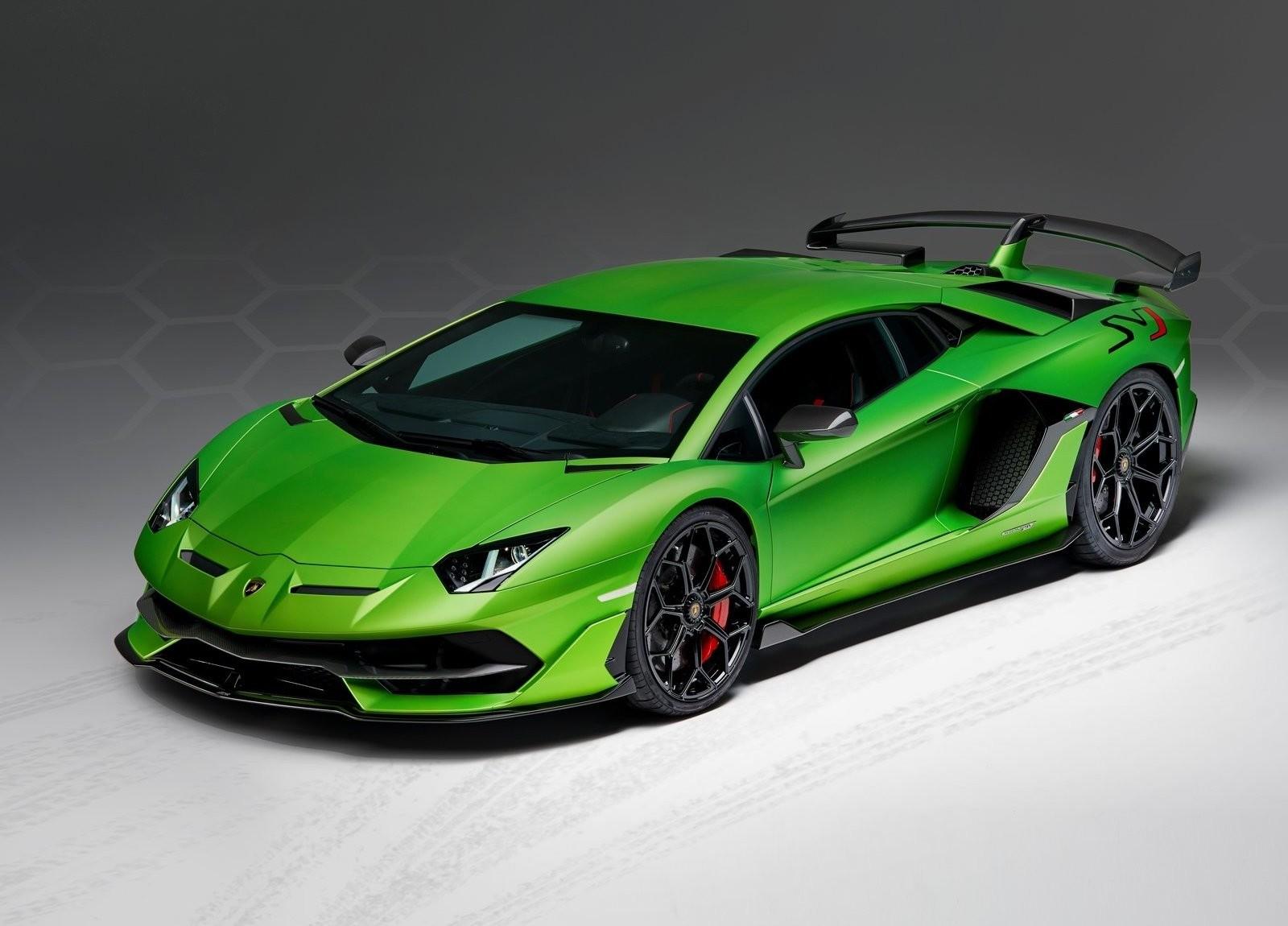 Foto de Lamborghini Aventador SVJ (2/23)