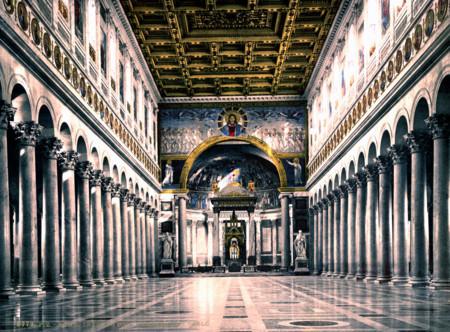 El Interior De San Pablo