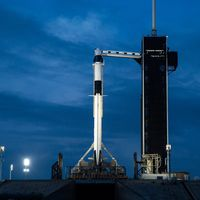 Así podemos ver en vivo desde México el histórico lanzamiento de la cápsula 'Crew Dragon' de SpaceX y la NASA